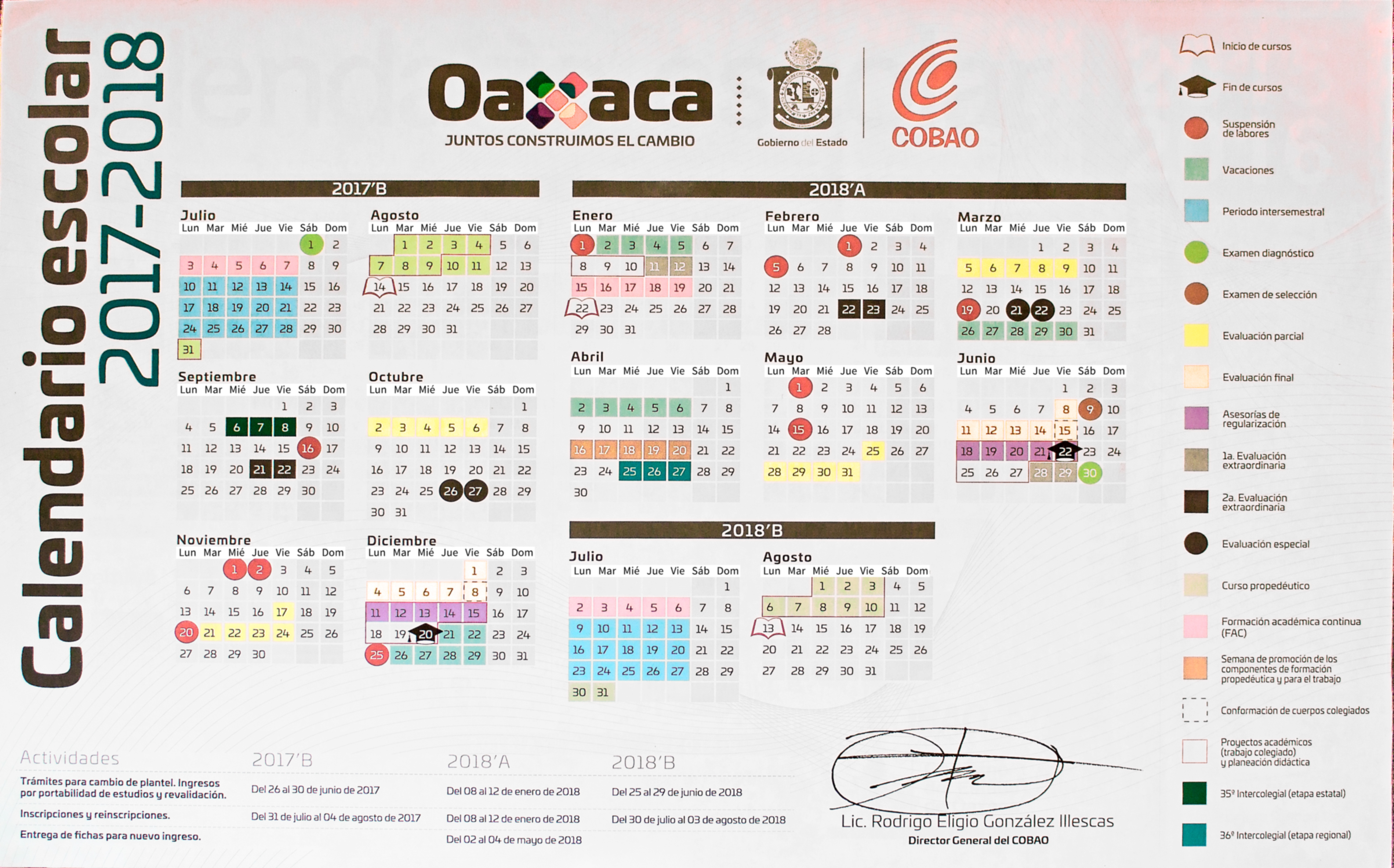 Calendario escolar 2017 2018 cobao calendario escolar 2017 2018 cobao thecheapjerseys Image collections